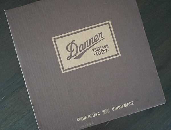 Mens Filson X Danner Grouse Boots Shoe Box