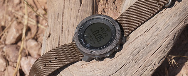 Mens Foliage Suunto Traverse Alpha Watch Review Digital Gps Timepiece