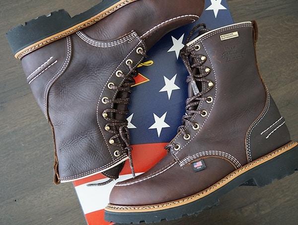 Mens Footwear For Hunting Thorogood 1957 Series Flyway Briar Pistop 8 Inch