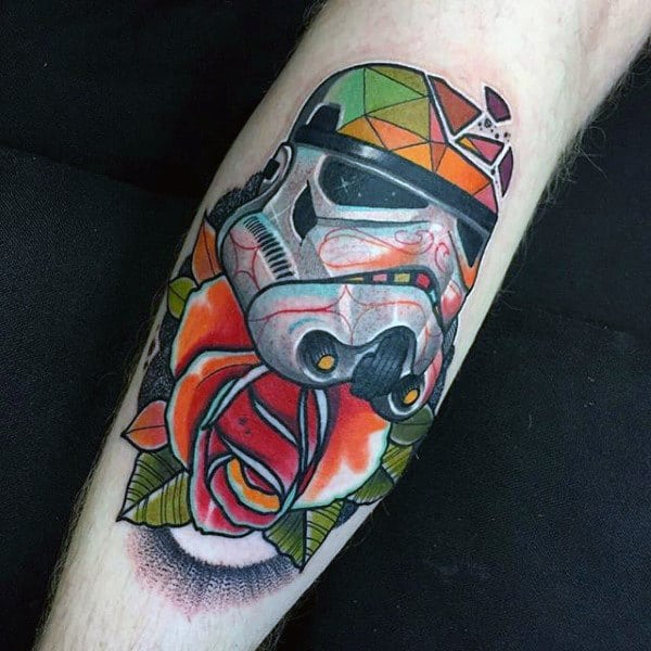 Star Wars Tattoo 45