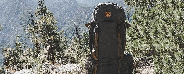 Mens Forest Green Fjallraven Kajka 75 Liter Backpack Review