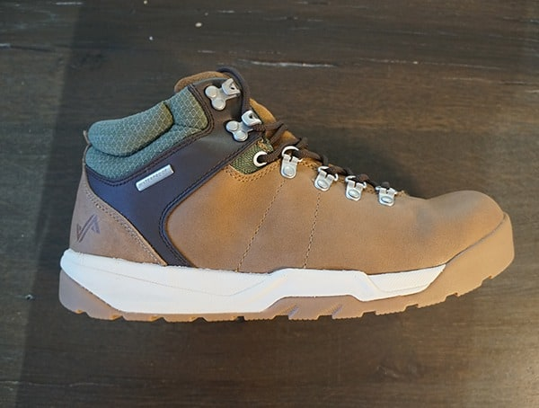 Mens Forsake Trail Boots Tan Cypress