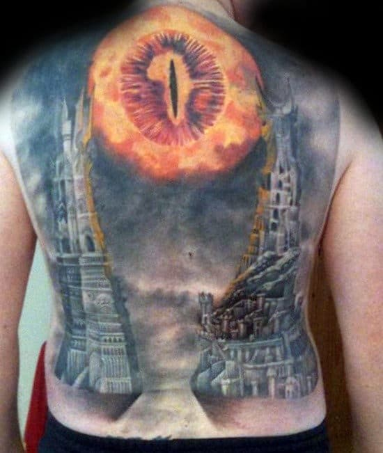 Top 51 Lord Of The Rings Tattoo Ideas 2020 Inspiration Guide