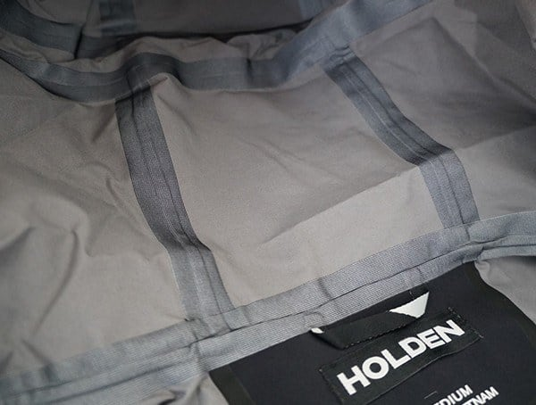 Mens Fully Seam Sealed Holden M 51 3 Layer Fishtail Jackets