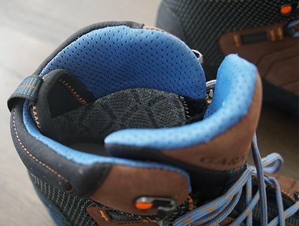 Mens Garmont Toubkal Gtx Boots Antomical Padded Tounge
