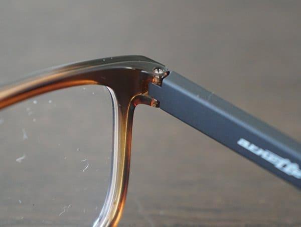 Mens Glasses Arnette Ashland An7127 Durable Hinge Detail