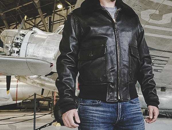 Mens Goatskin Leather Jacket Review Cockpit Usa G 1 Flight With Removeable Genuine Fur Collar