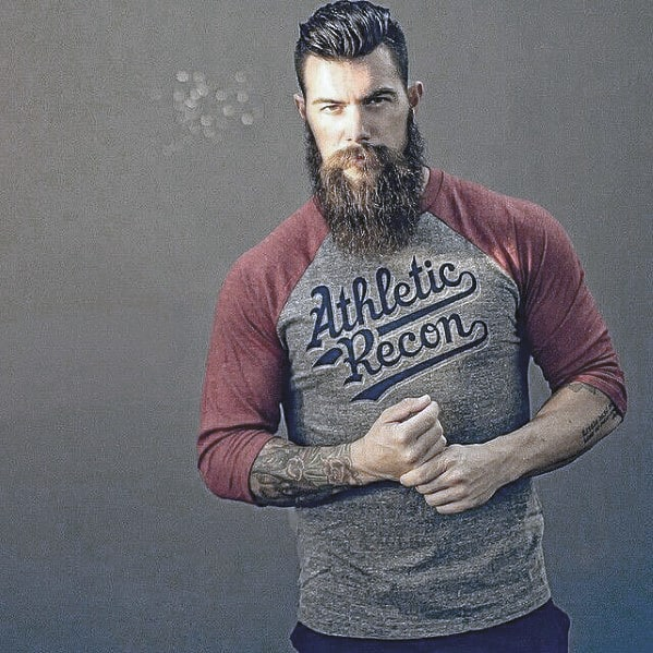 Mens Great Beard Styles
