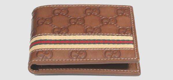 Men's Gucci Bi-Fold Wallet