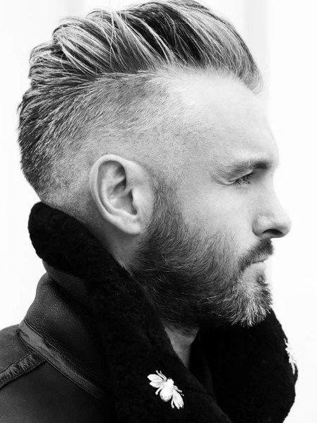 Men's Hair Fade Style