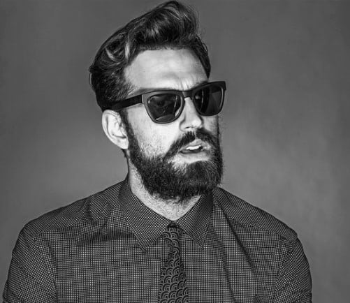 Men's Hair Styles With Beards