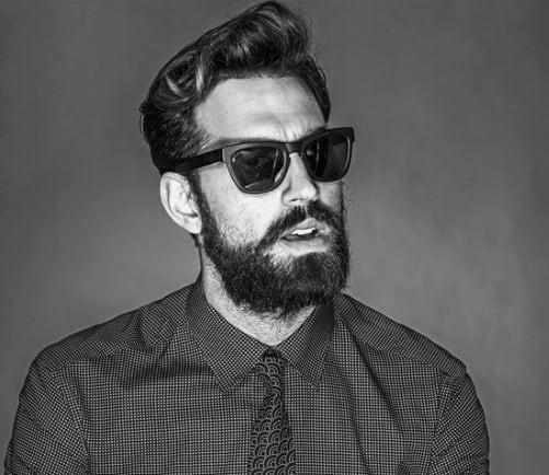 Phenomenal 50 Hairstyles For Men With Beards Masculine Haircut Ideas Short Hairstyles Gunalazisus