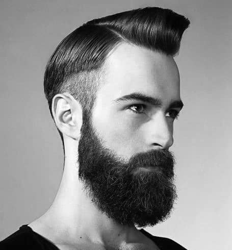 Men's Haircuts And Beards