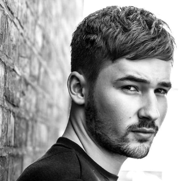 Excellent 50 Men39S Short Haircuts For Thick Hair Masculine Hairstyles Short Hairstyles Gunalazisus