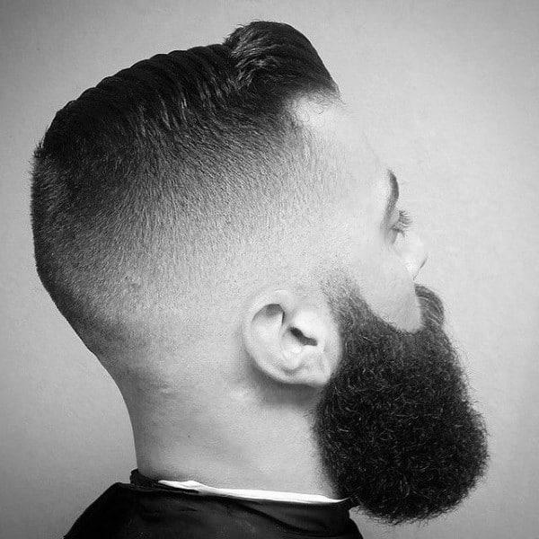 Mens Hairstyles Short Hair Fade