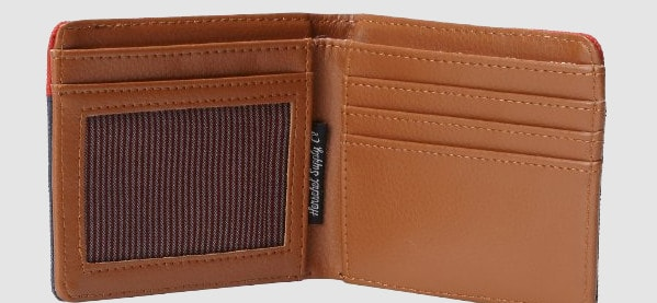 Men's Herschel Supply Co Hank Leather Wallet