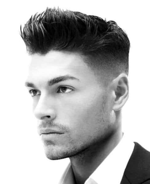 Men's High Fade Hairstyles