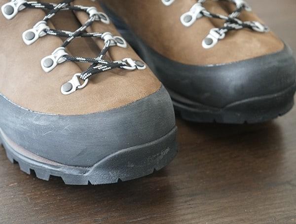 Mens Hiking Boots 360 Degree Rubber Rand Garmont Dakota Lite Gtx