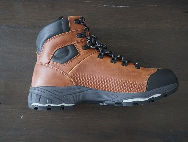 Mens Hiking Boots Vasque St Elias Full Grain Gore Tex