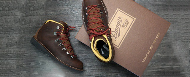Mens Hiking Danner Mountain Pass Mink Oil Boots Review