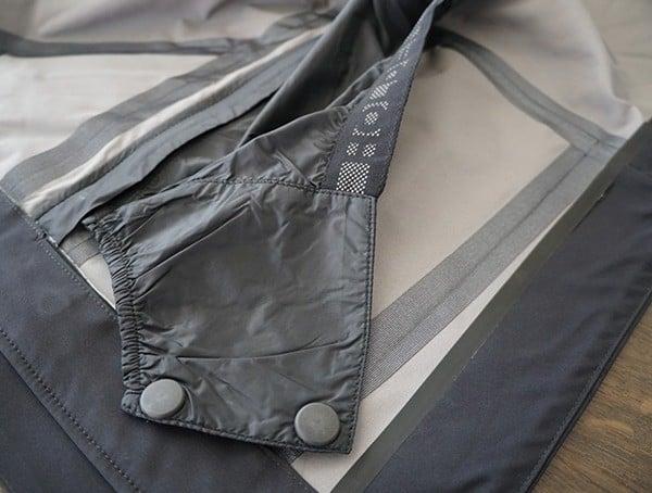 Mens Holden M 51 3 Layer Fishtail Jacket Powder Skirt