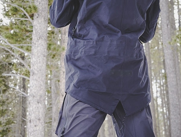 Mens Holden M51 3 Layer Fishtail Jacket Reviews