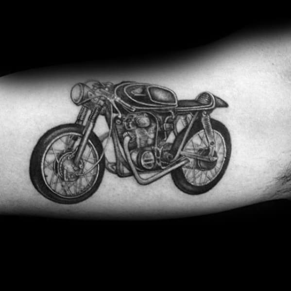 Mens Honda Tattoo Ideas