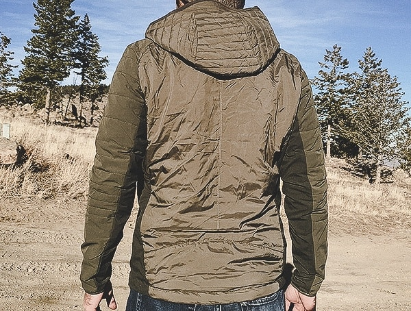 Mens Hoodie Kuhl Wildkard Hybrid Reviews