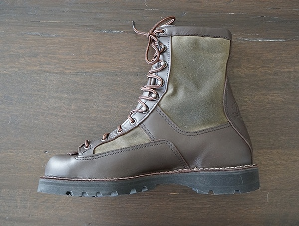 Mens Hunting And Hiking Filson X Danner Grouse Boots For Outdoor Adventure Side