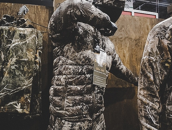 Mens Hunting Insulated Clothing Shot Show 2019