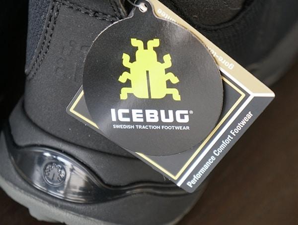 Mens Icebug Detour Bug Grip Gtx Boots