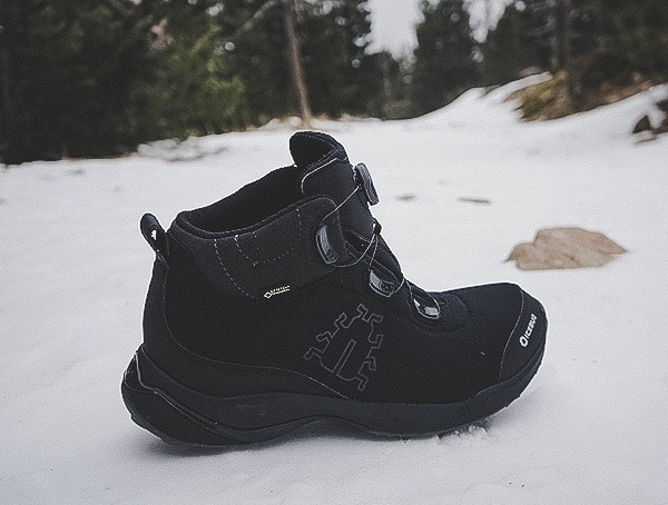 Mens Icebug Detour Bugrip Gore Tex Boots Review