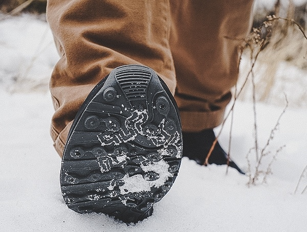 Mens Icebug Detour Bugrip Gore Tex Boots Traveling Through Snow