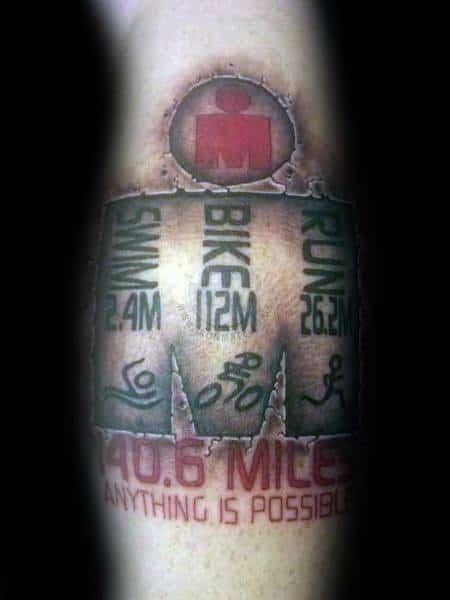 Mens Ironman 26 2 Tattoo Design Ideas