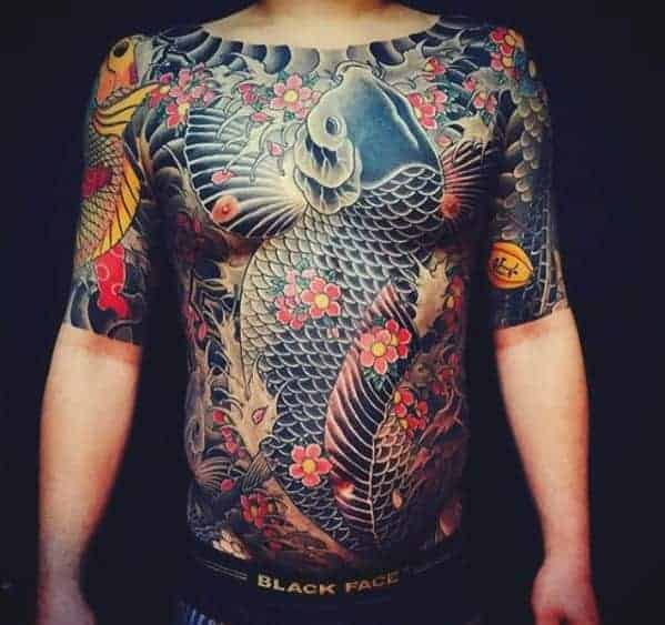 What do Koi Fish Tattoos Mean? [2021 Information Guide]