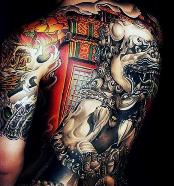 Men's Japanese Tattoo Ideas