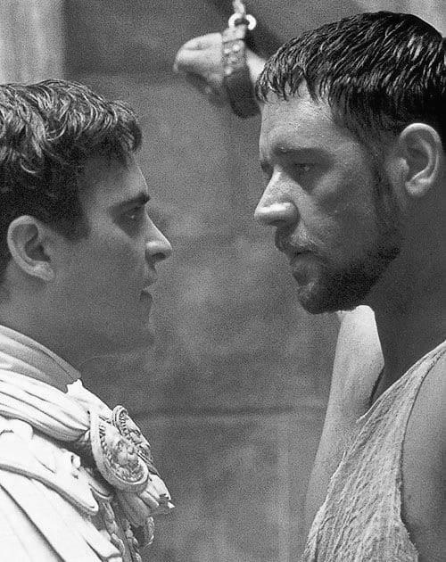 Mens Julius Caesar Haircut