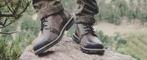 Mens Keen The Rocker Waterproof Boots Review – Rugged Full-Grain Leather