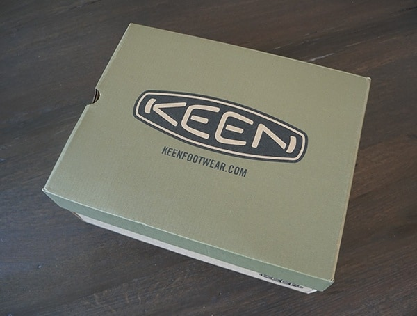 Mens Keen The Rocker Waterproof Boots Shoe Box