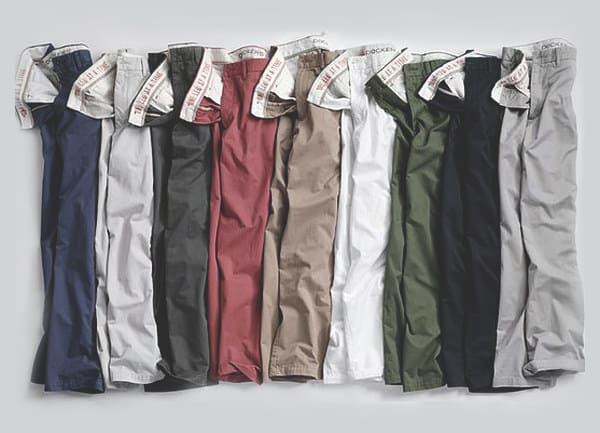 Mens Khakis Pants With Black Shoes