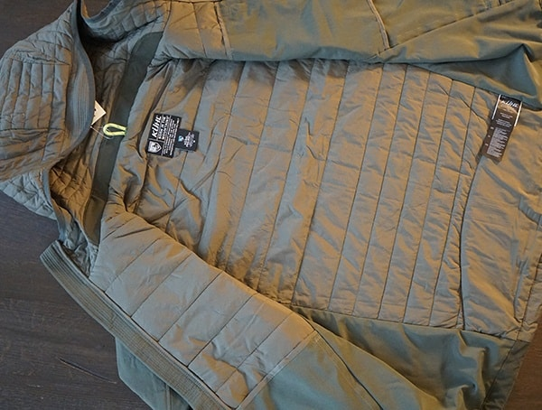Mens Kuhl Wildkard Hybrid Jacket Inside
