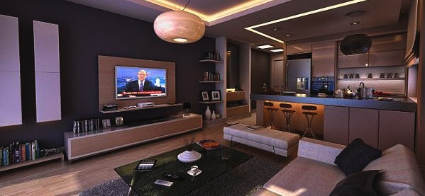 Men's Living Room Ideas