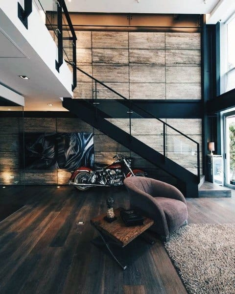 Mens Loft Ideas