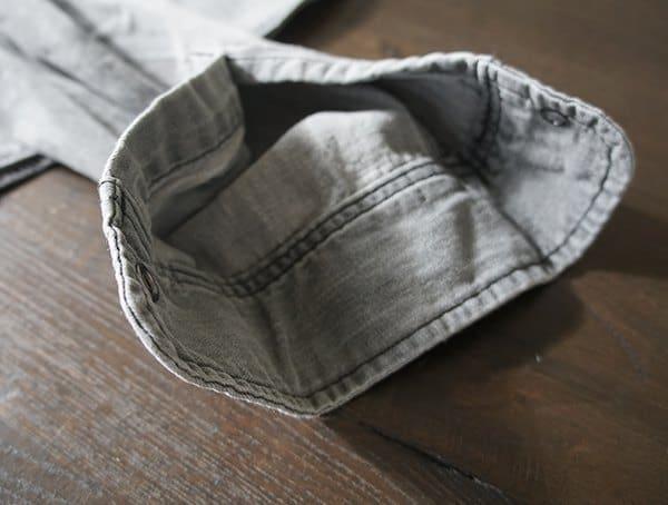 Mens Long Sleeve Dakota Grizzly Ryder Shirt Open Cuff