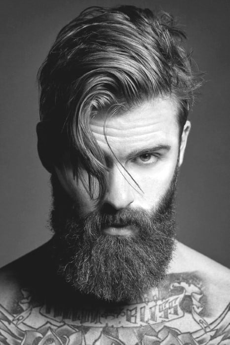 Mens Long Stylish Hairstyles