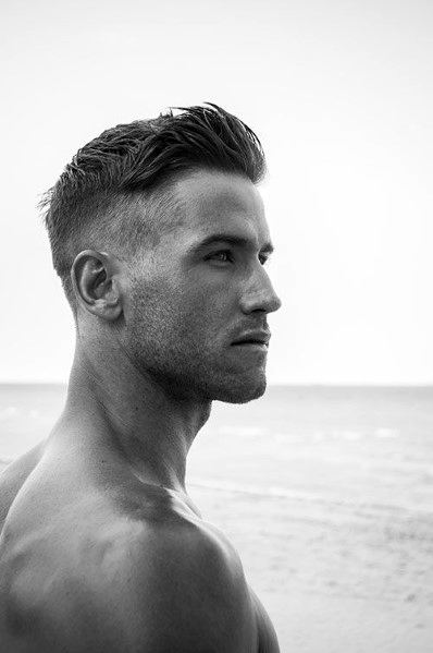 Men's Low Fade Hairstyles