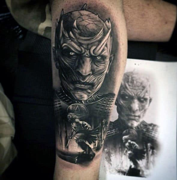 103 Best Black And Grey Tattoos In 2020 Cool And Unique Designs