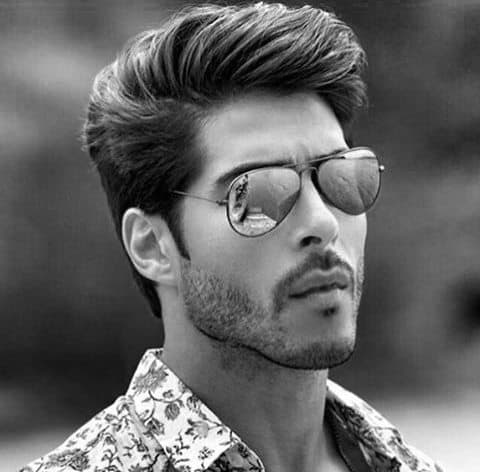 styling medium length hair men top 100 best medium haircuts for most versatile length 2594 | mens medium length thick hair style