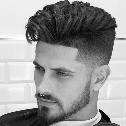 Pleasing Top 100 Best Medium Haircuts For Men Most Versatile Length Short Hairstyles Gunalazisus