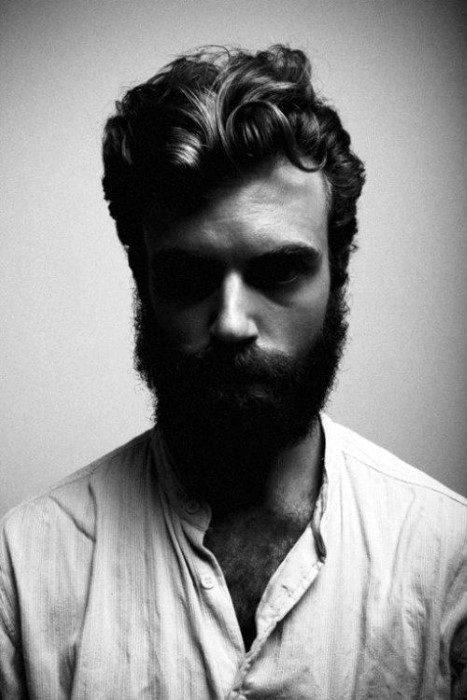 Mens Medium Long Hair Styles Curly